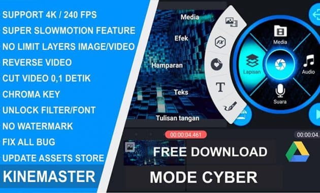 Cyber Kinemaster Mod Apk