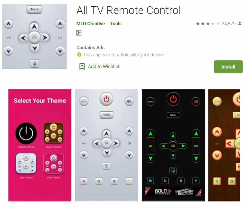 All-TV-Remote-Control