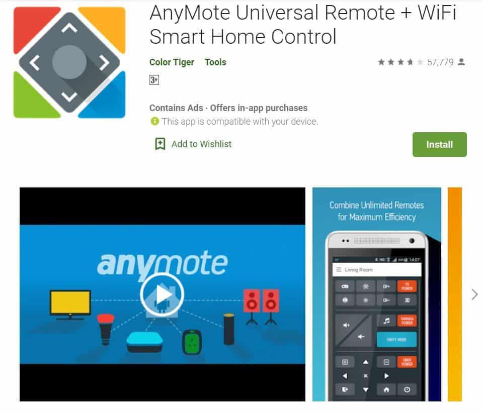 AnyMote-Universal-Remote