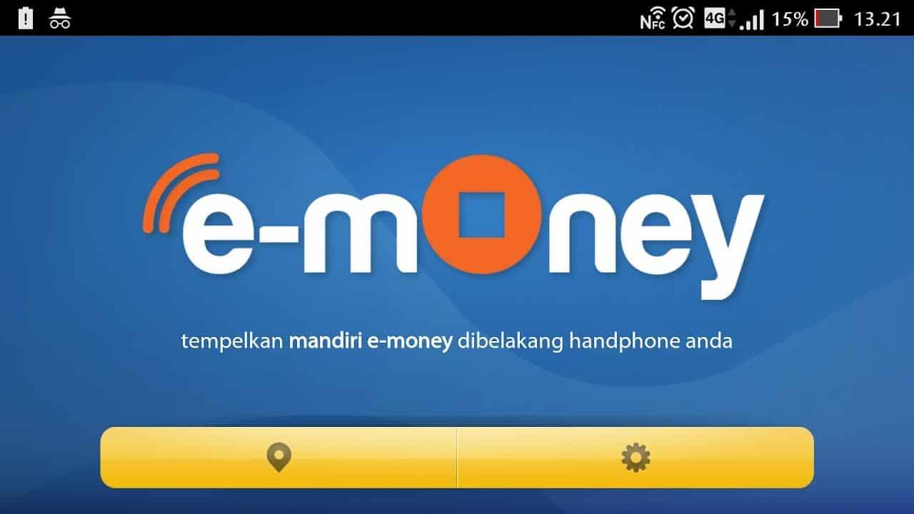 Menggunakan-Aplikasi-E-Money