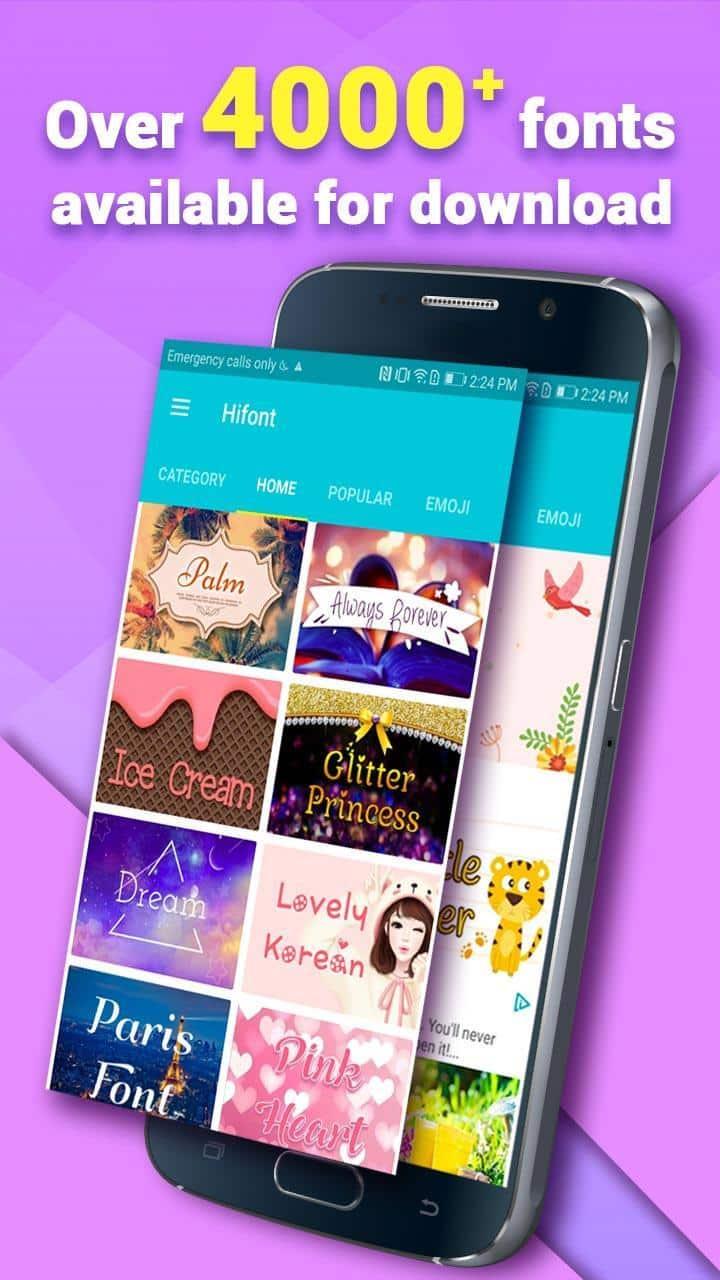 Aplikasi-HiFont