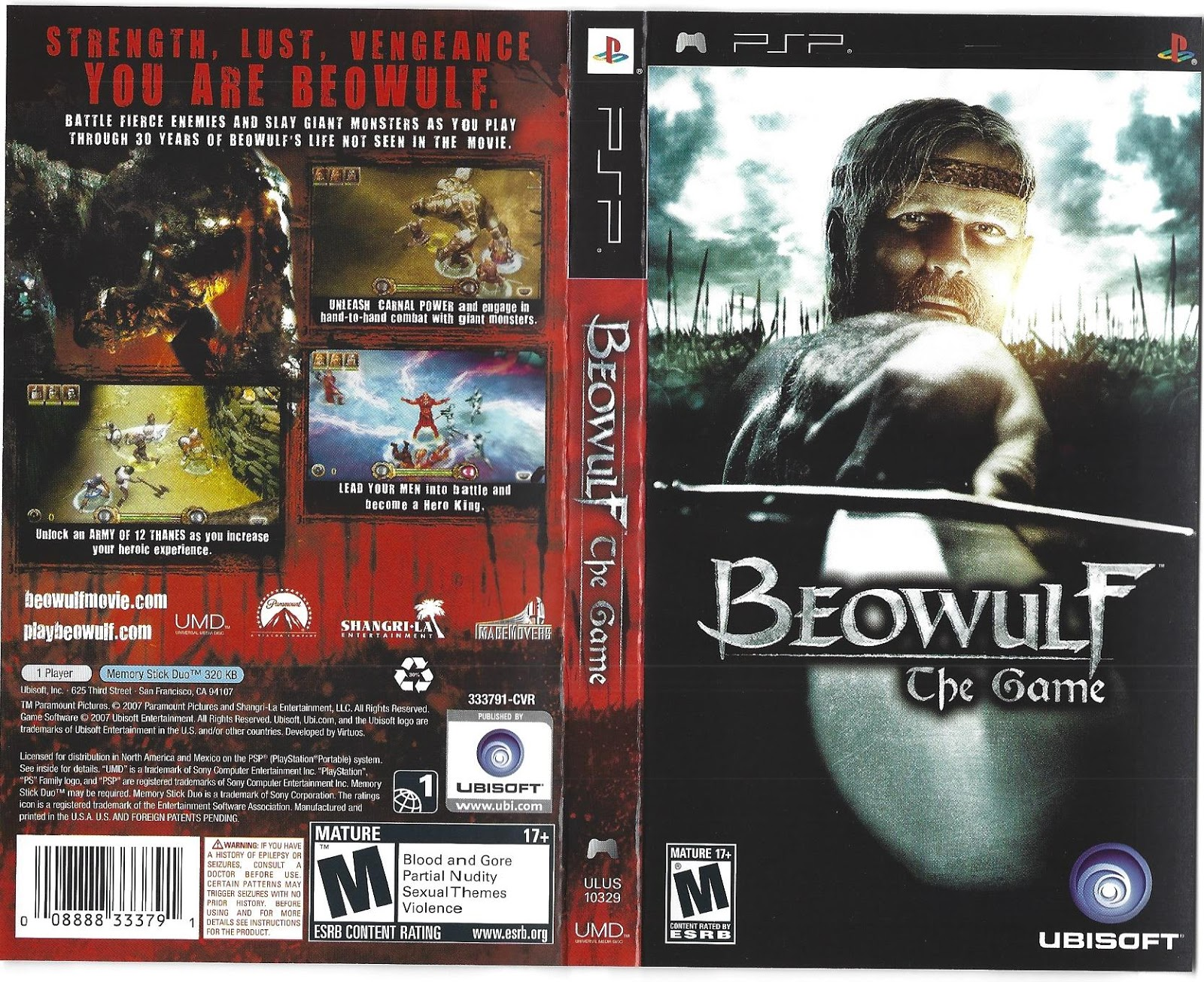 Beowulf-Game