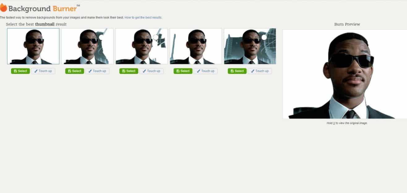 Di-bawah-masing-masing-hasil-editing-terdapat-dua-tombol-utama-yaitu-Select-dan-Touch-Up