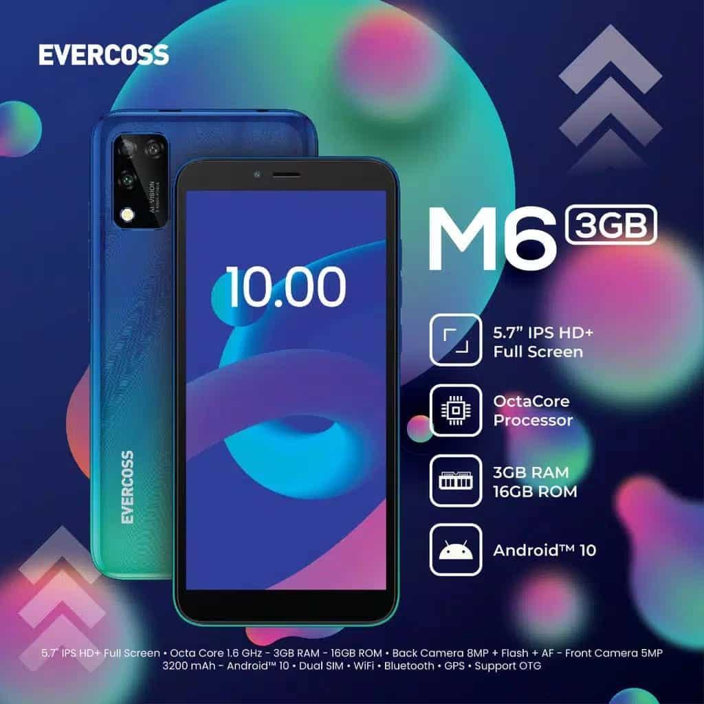 Evercoss-M6