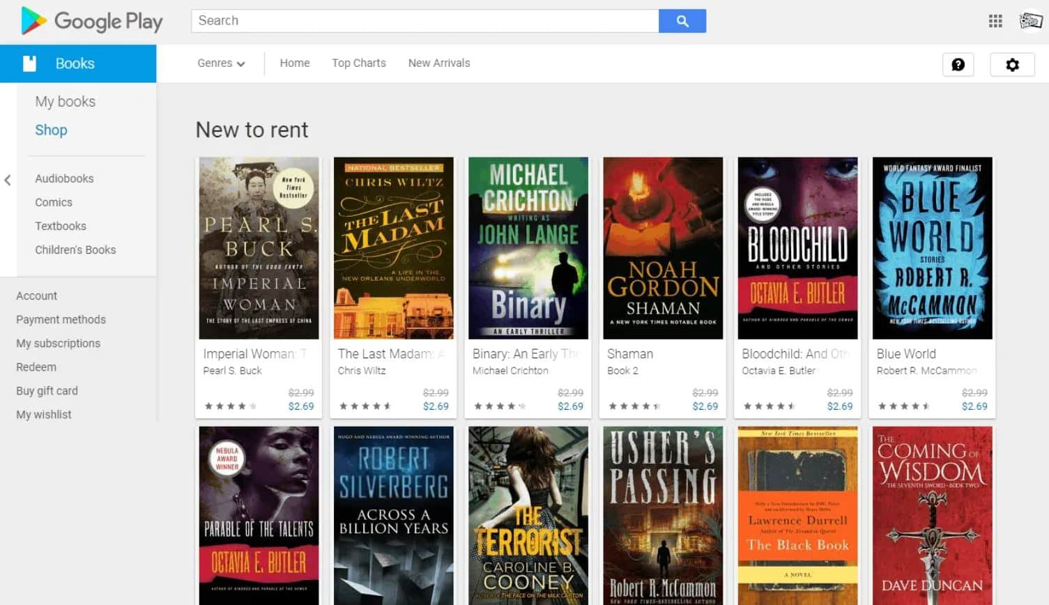 Google-Play-Book
