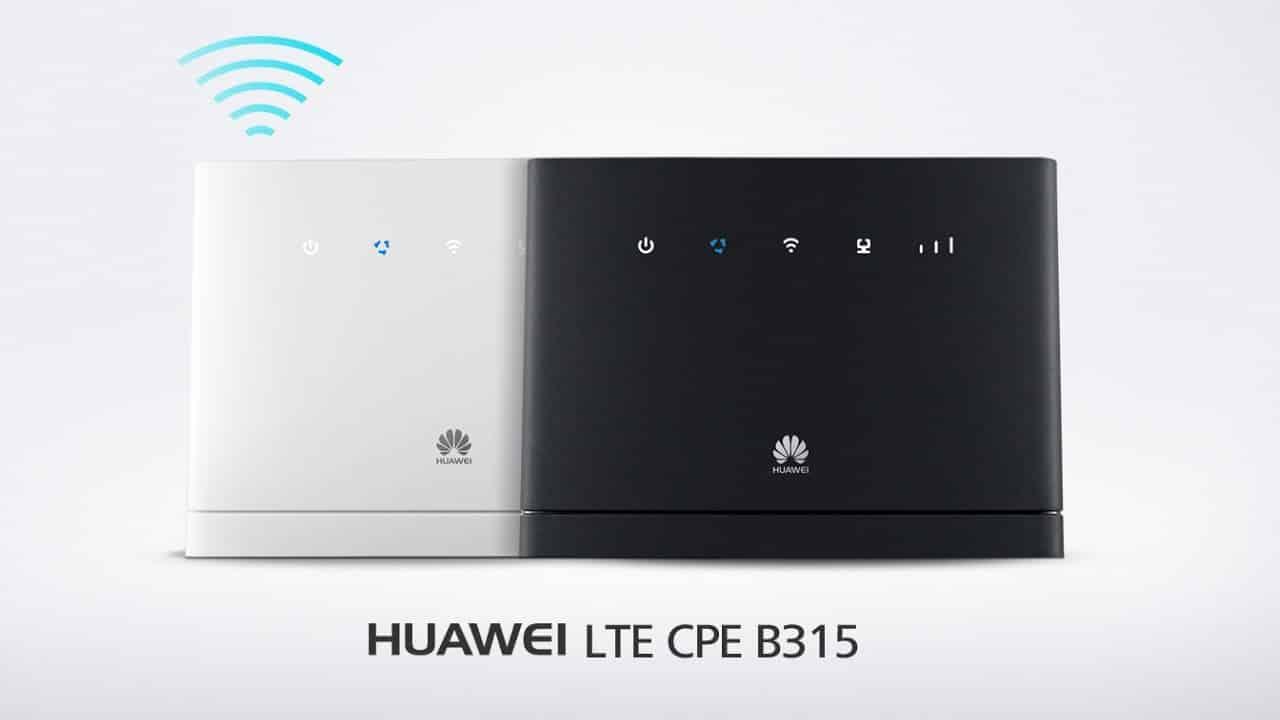 Huawei-B315