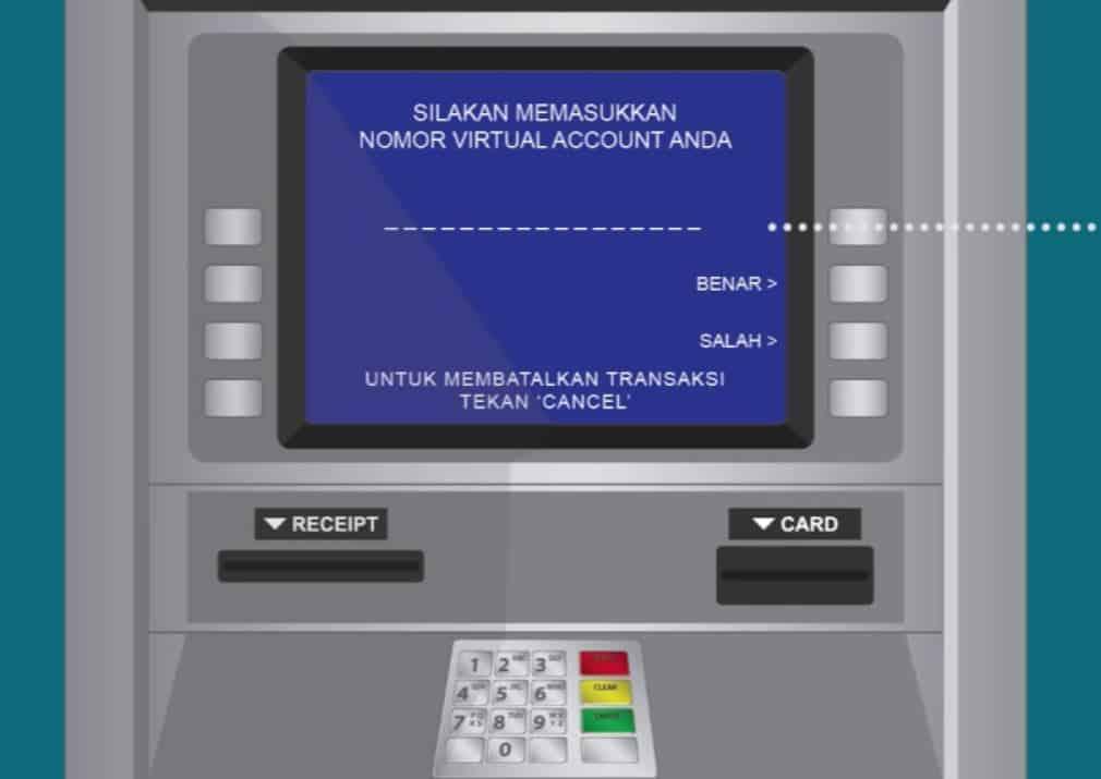 Melalui-ATM