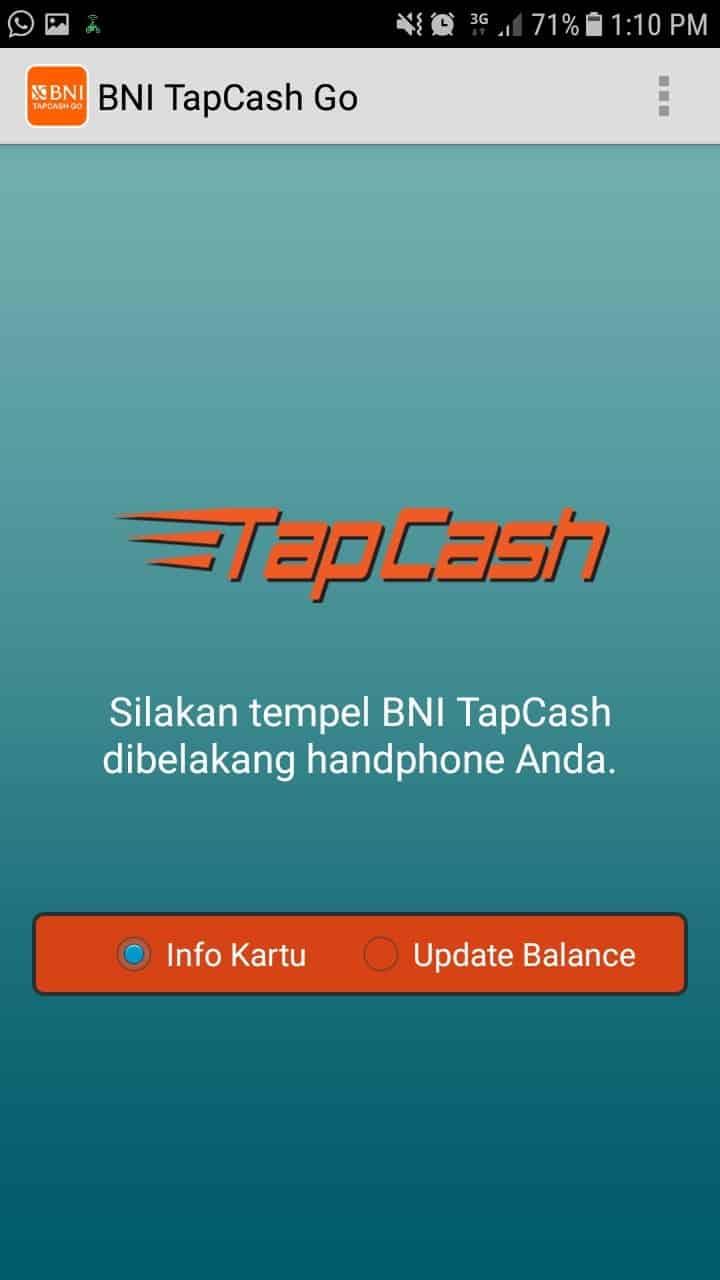 Menggunakan-BNI-TapCash-Go