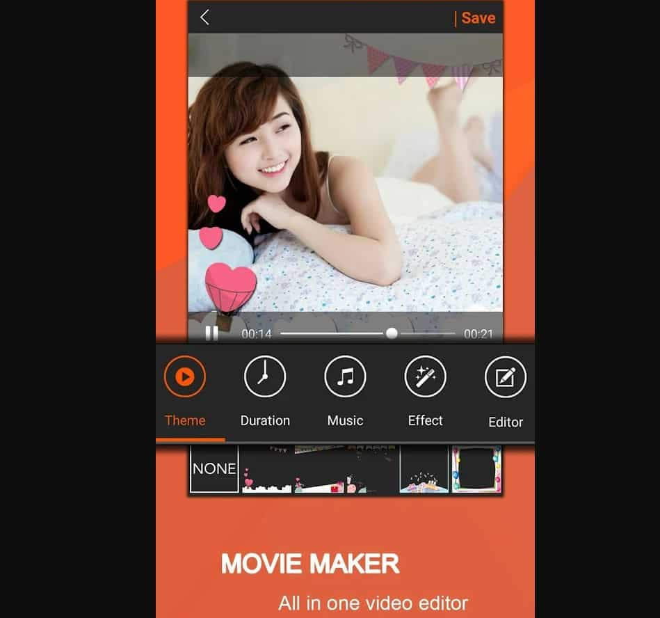 Movie-Maker-Android-App