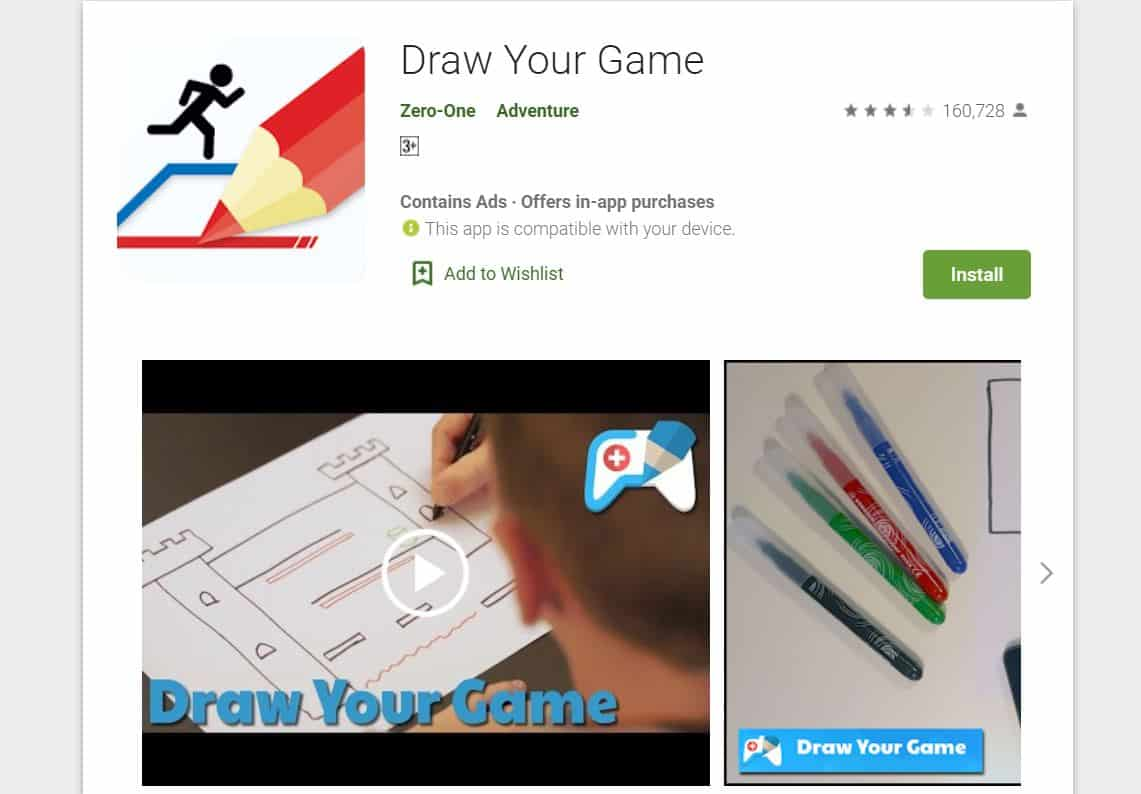 Pertama-download-dan-pasang-terlebih-dahulu-aplikasi-Draw-Your-Game-dari-Google-Playstore-di-HP-Android