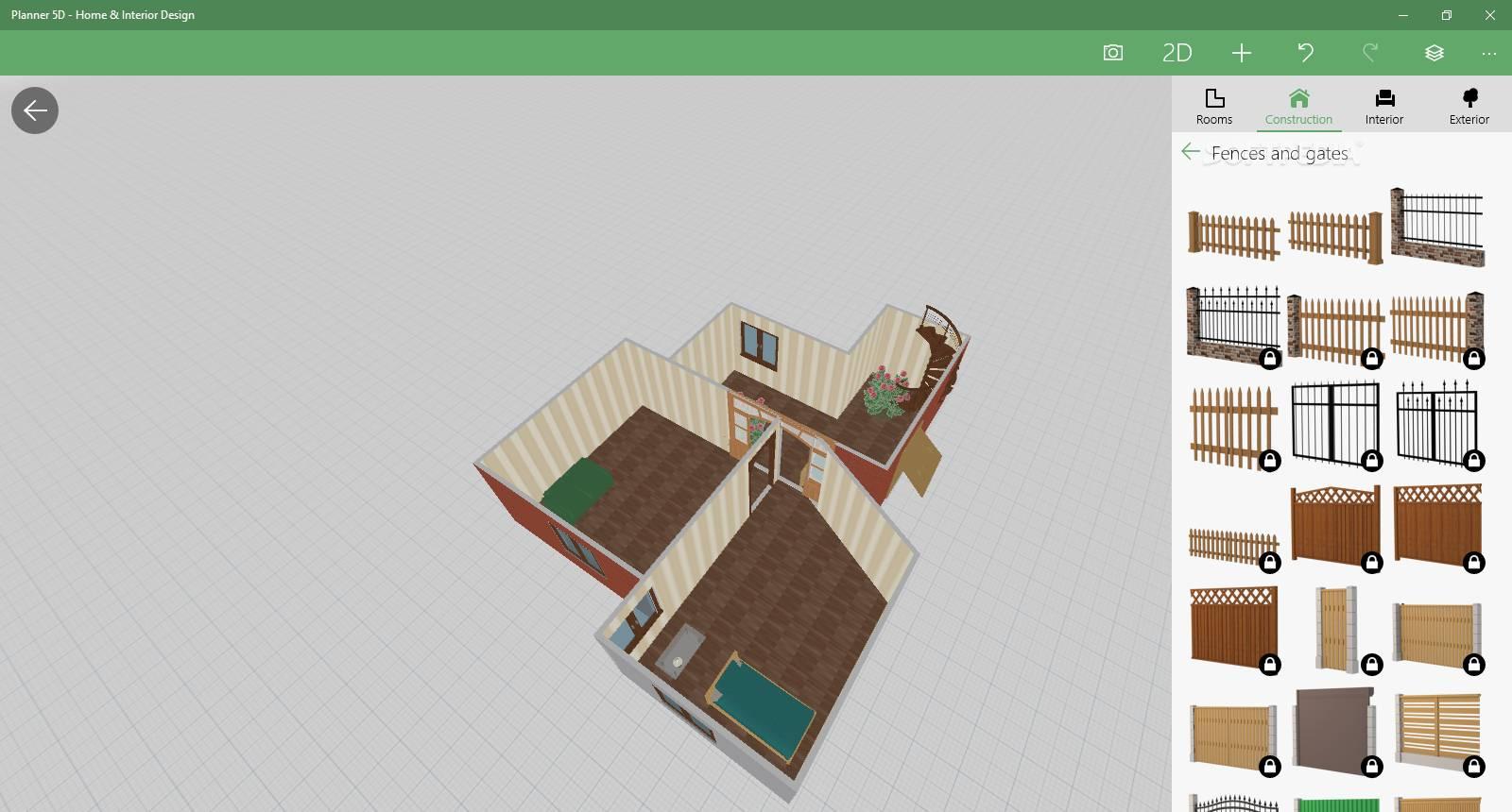Planner-5D-Home-Interior-Design-Creator