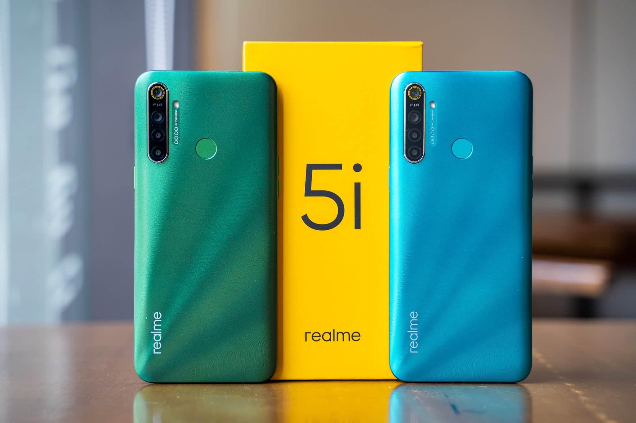 Realme-5i