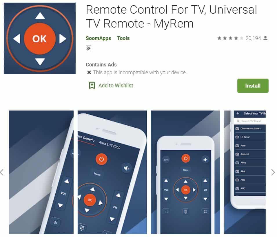Remote-TV-Universal-MyRem