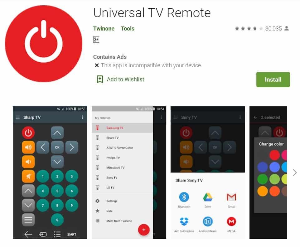 Remote-TV-Universal-Twinone