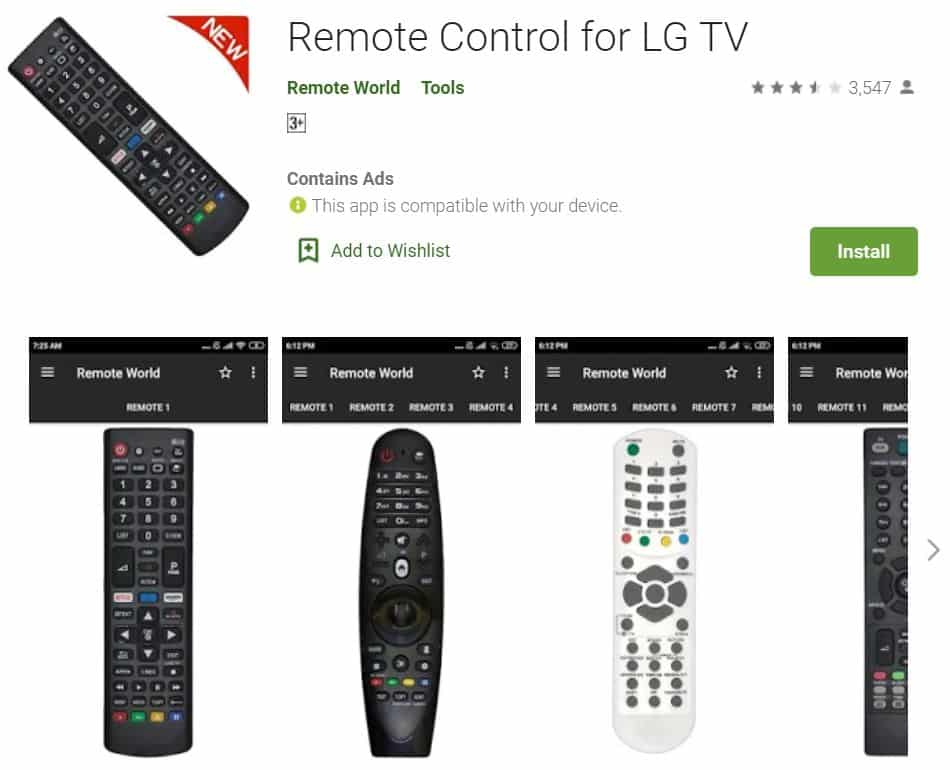 Remote-TV-for-LG