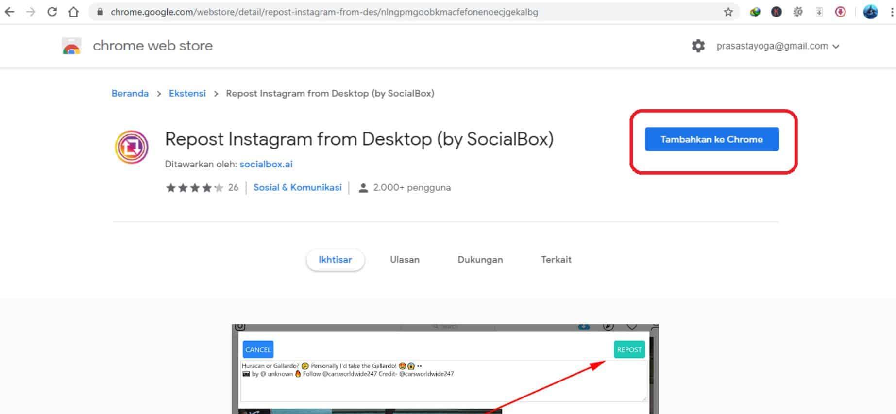 Setelah-itu-tambahkan-ekstensi-Ekstensi-Repost-Instagram-from-Desktop-by-SocialBox