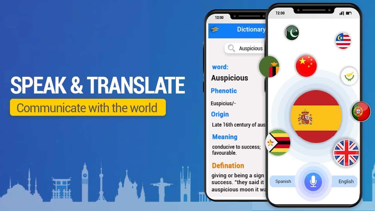 Speak-Translate