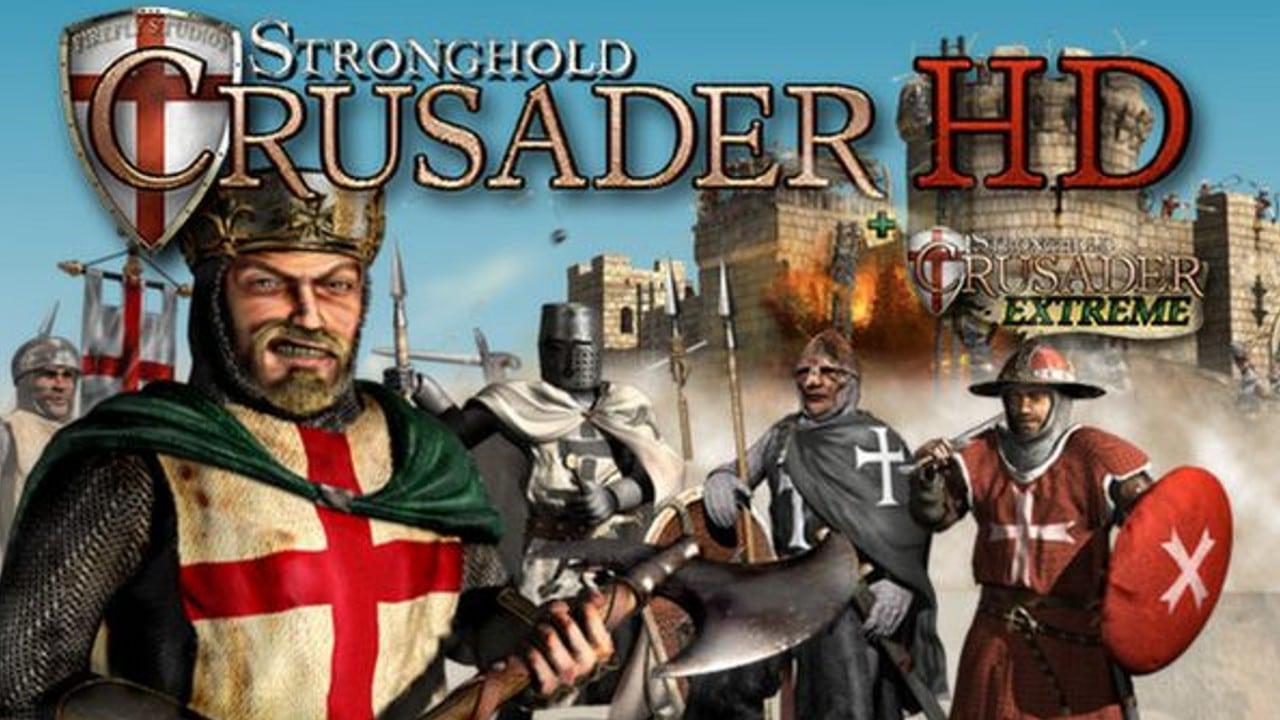 Stronghold-Crusader