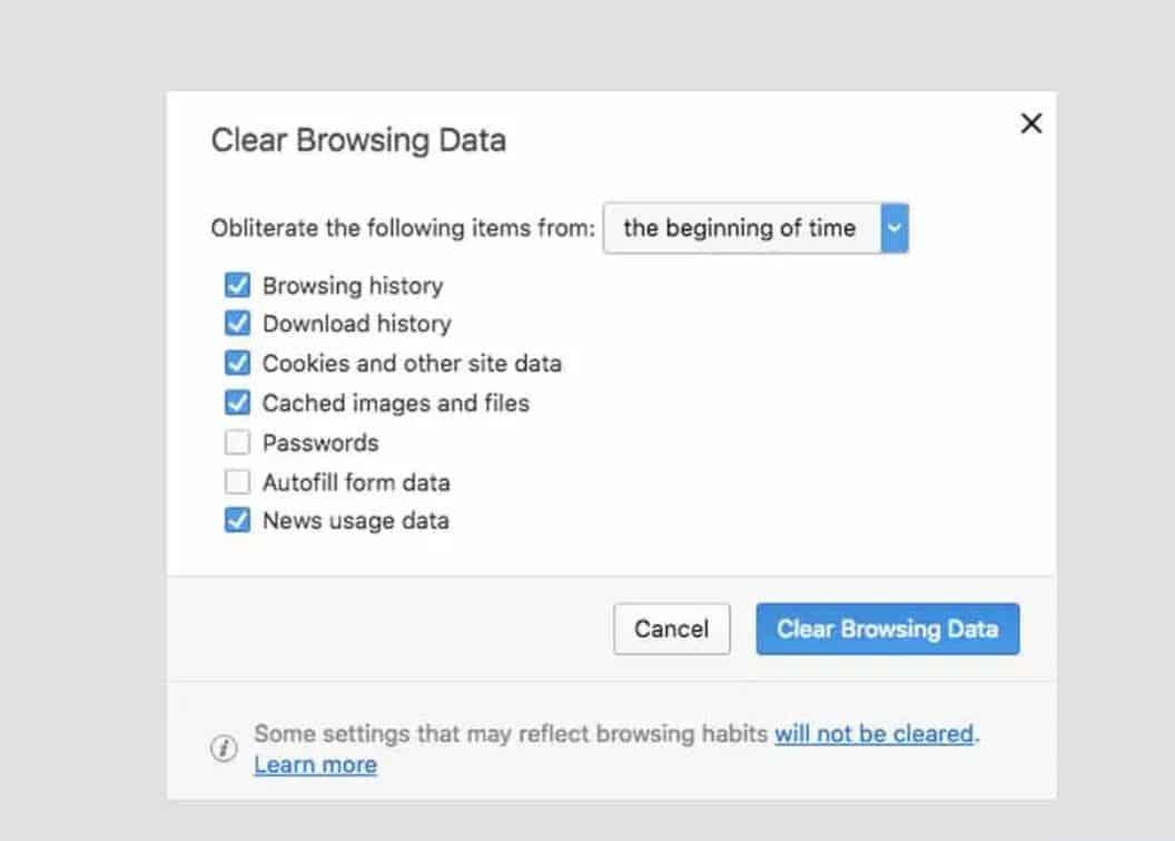 Terakhir-klik-Clear-Browsing-Data