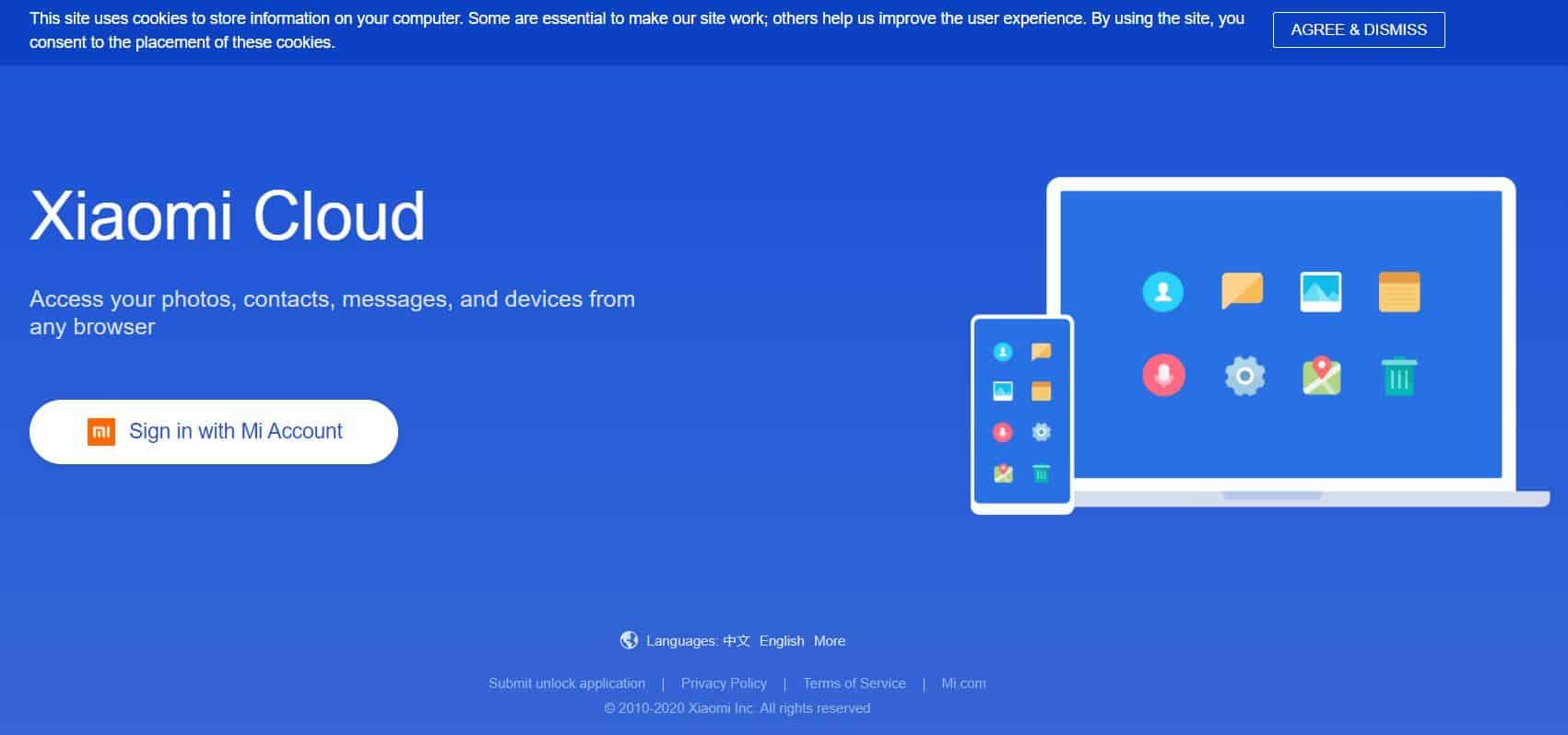 Tunggu-sampai-layar-menampilkan-halaman-Mi-Cloud