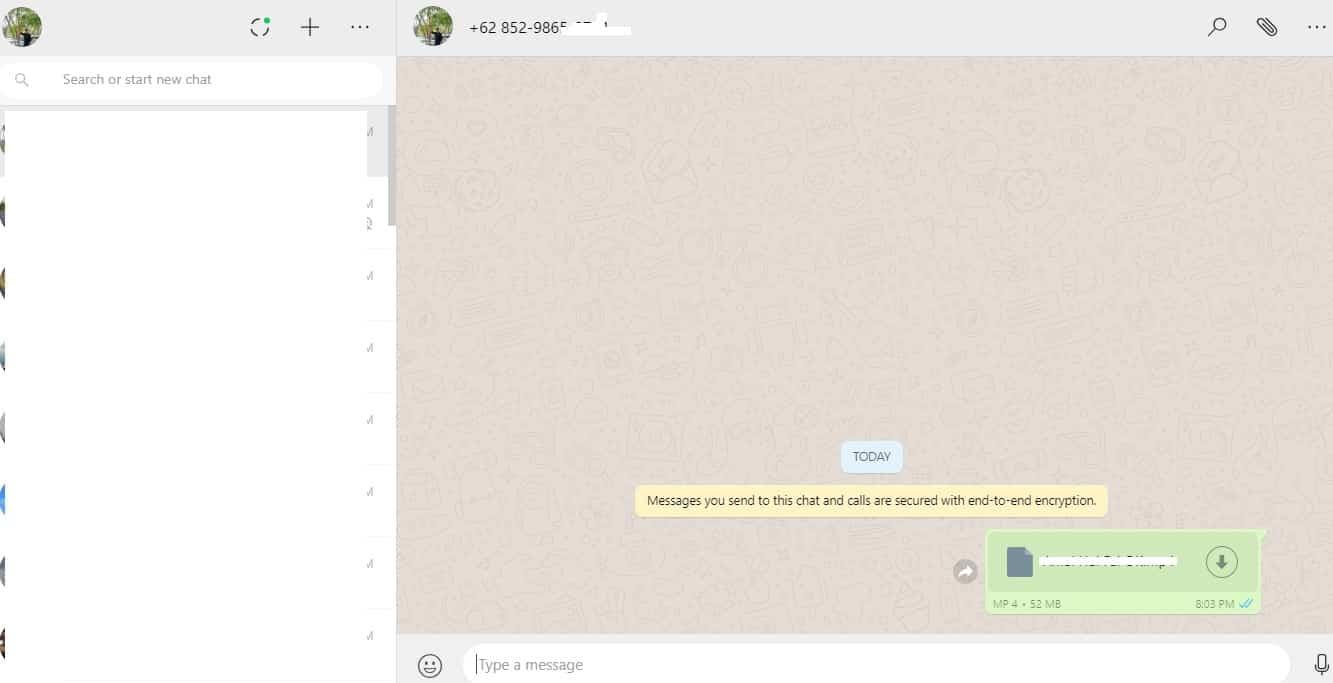 WhatsApp-Mengirim-Chat-Sendiri