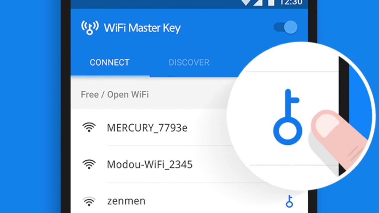Wifi-Master-Key