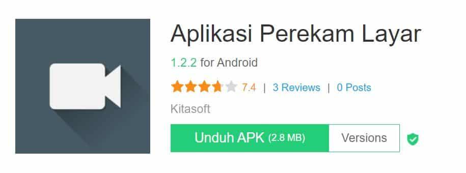 Cari-Aplikasi-Perekam-Layar-di-PlayStore-dari-developer-Kitasoft